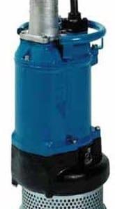 Bơm nước thải hố móng Tsurumi KTZ67.5-60