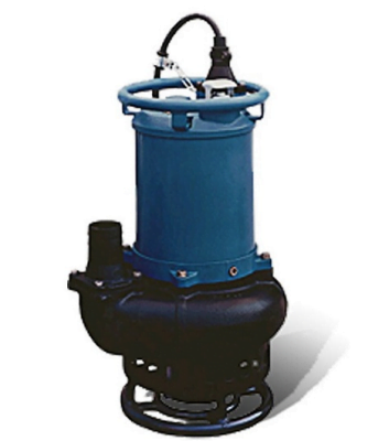 Máy bơm hố móng TSURUMI GPN3-100