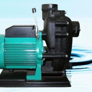 Máy bơm nước biển nước mặn không tự động WILO PU-S500M