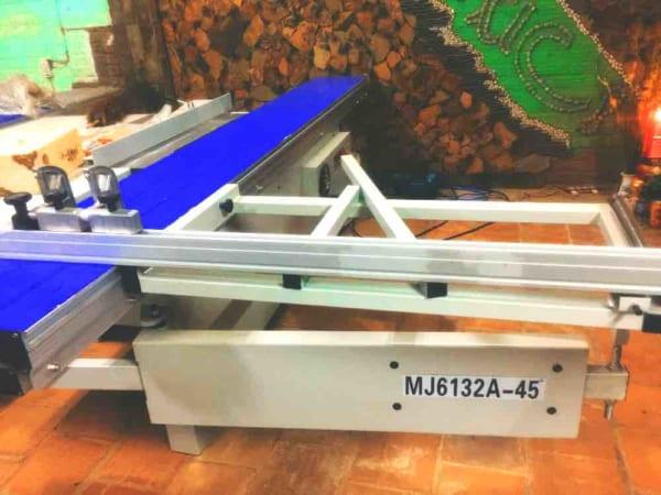 Máy cưa bàn trượt Zhengtiang MJ6132A-45