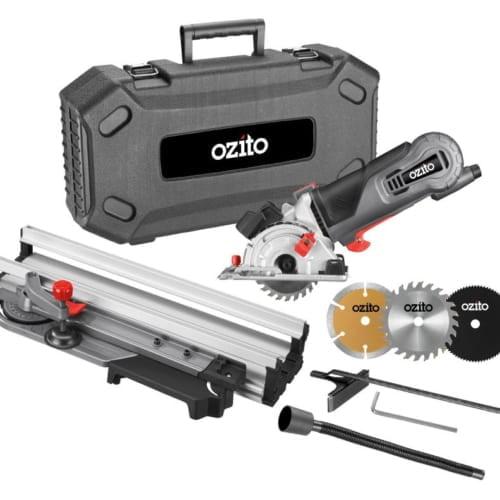 Máy cắt trượt đa năng 600W Ozito PCR-2100