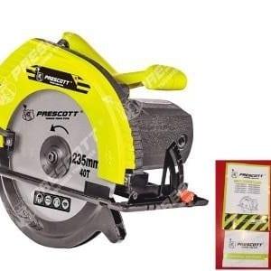 Máy Cắt Gỗ Prescott PT0618503L+.