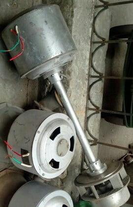 Củ phát điện nước 3kw củ đứng