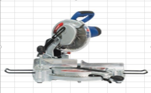 Máy cắt nhôm 255mm Huyndai HCA255