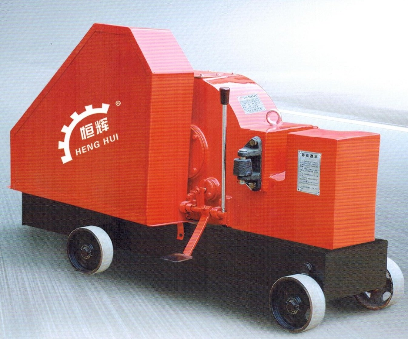Máy cắt sắt Heng Hui GQ40C