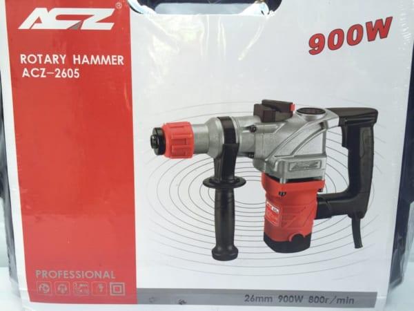 Máy đục,khoan bê tông ACZ 2605 26mm(900w)