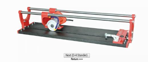 Máy cắt gạch Longde D4-800