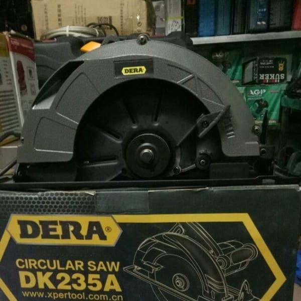 Máy cưa đĩa DERA DK235A