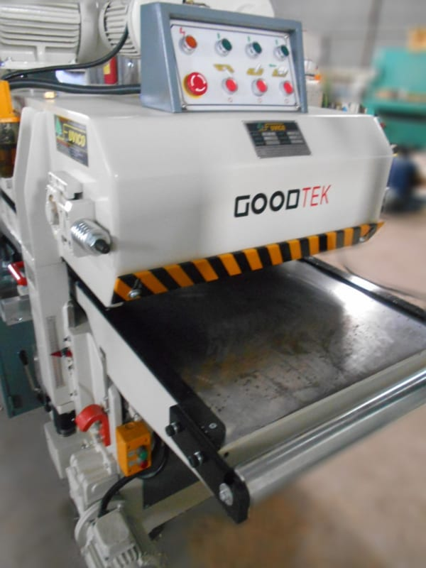 Máy bào cuốn 2 mặt Goodtek GT-610B