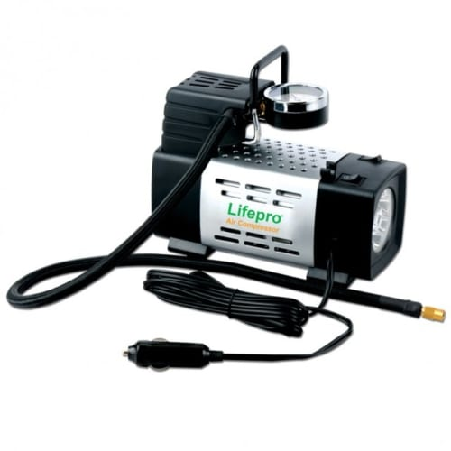 Máy bơm lốp ô tô mini Lifepro MS1