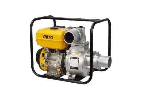 Máy bơm nước Rato RT100ZB26-5.2Q (9.0HP)