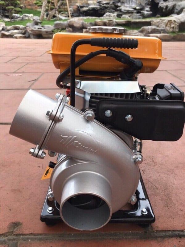 Máy bơm nước công nghiệp chạy xăng Mitsunini Mt-20xs họng 76