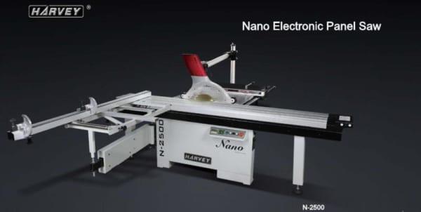 Máy cưa bàn trượt Harvey N-2500