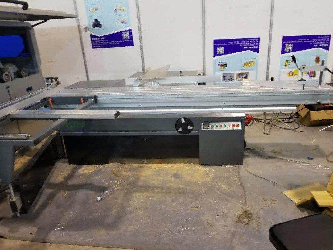 Máy cưa bàn trượt Jica RS320