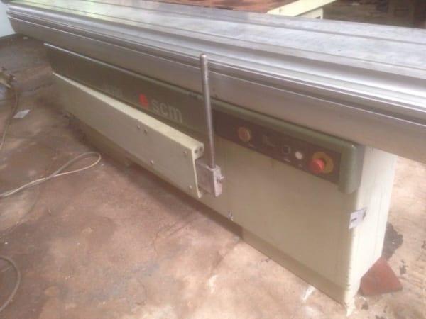 Máy cưa bàn trượt SCM Si320