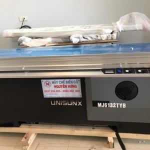 Máy cưa bàn trượt Unisunx MJ6132TYB