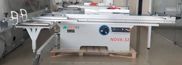 Máy cưa bàn trượt hai lưỡi Holztek nova-32