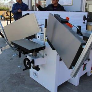 Máy cưa bàn trượt liên hợp 2 chức năng Jica 400B