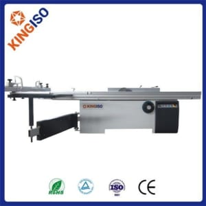 Máy cưa gỗ bàn trượt KING ISO MJ6132TD
