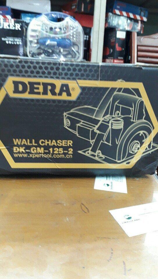 Máy cắt rãnh tường 5 lưỡi DERA DK-GM-125-2