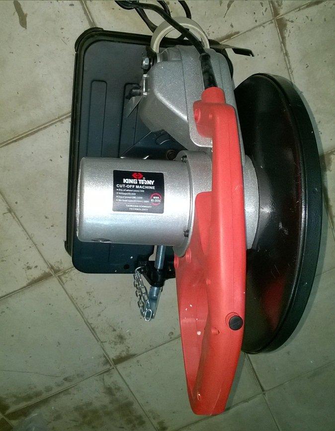 Máy cắt sắt KINGTONY KI -355B
