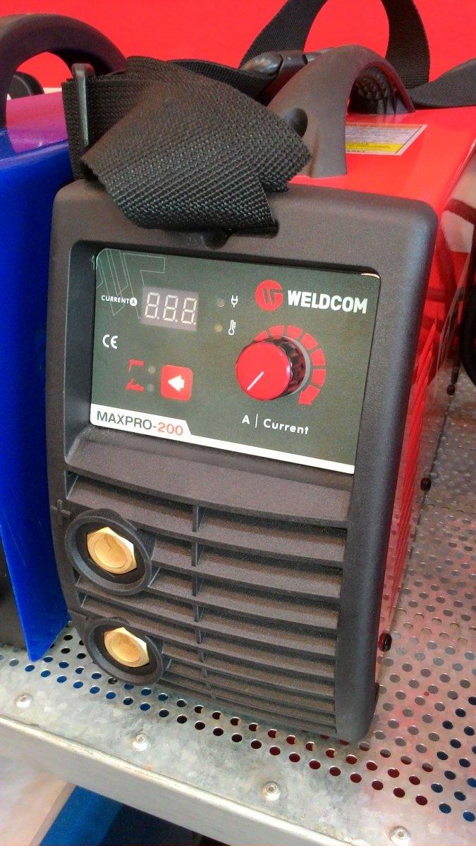 Máy hàn que Weldcom MAXPRO 200