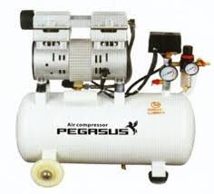 Đề xuất thay ảnh khác Máy nén khí không dầu giảm âm Pegasus TM-OF550-25L