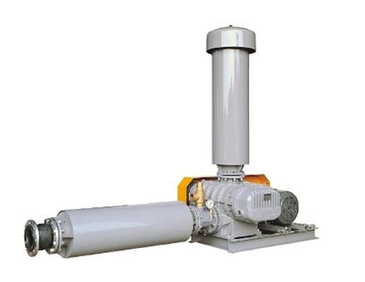Máy thổi khí cạn Longtech LT-050 3.7Kw