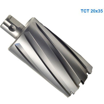 Mũi khoan từ Magbroach TCT 20x35