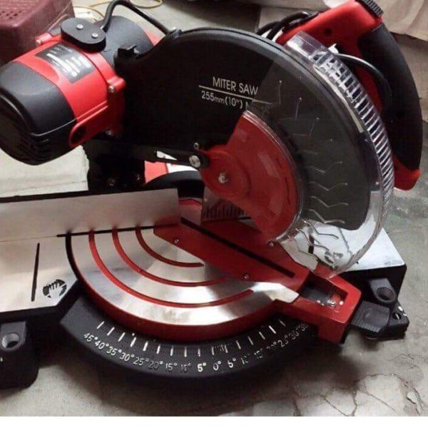 Máy cắt nhôm MITER MT255