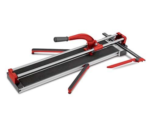 Máy cắt gạch đẩy tay dài 800mm 1 ray màu cam Torui B03-800 GL