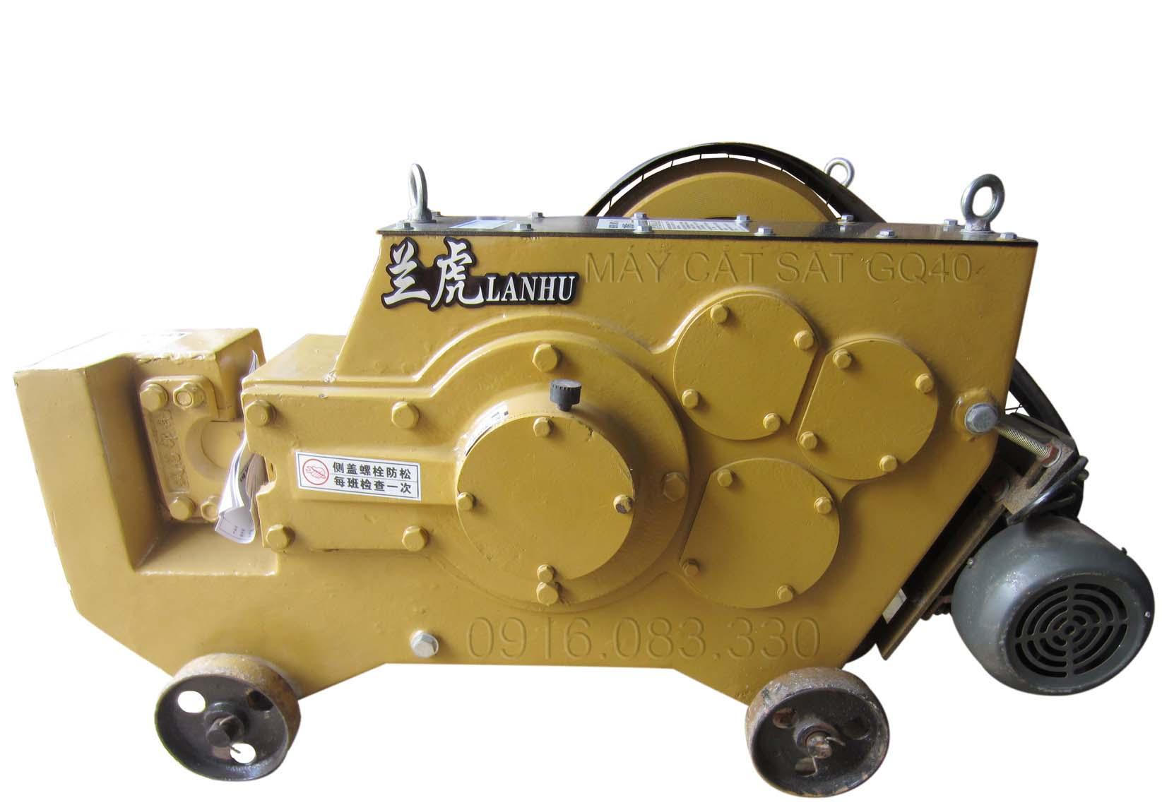 Máy cắt sắt Gute GQ40 - 3 pha 380V