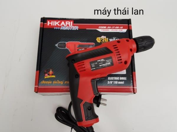 Máy khoan Hikari 10 ly PC03-10