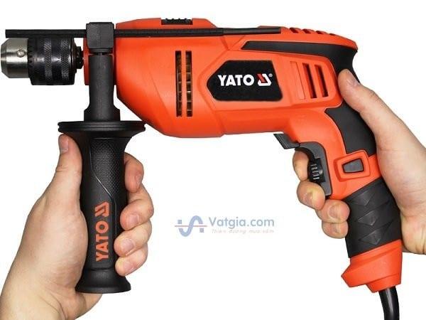 Máy khoan động lực 710W 13mm YATO YT-82035